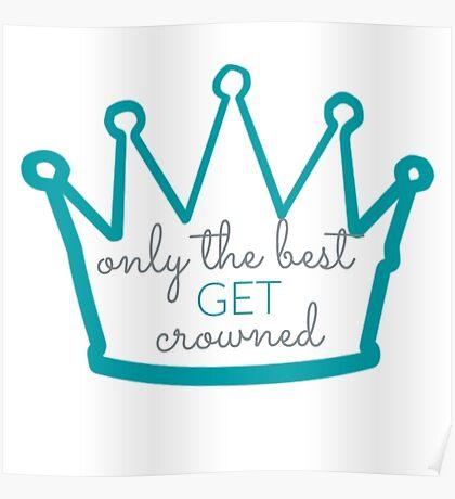 ZTA Crown Poster