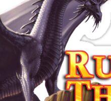 Run The Jewels Dragon Sticker