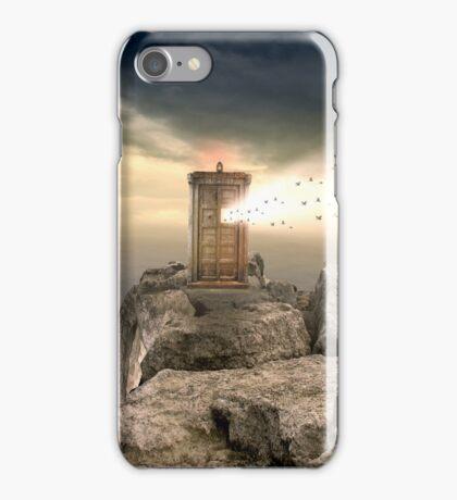open sea iPhone Case/Skin