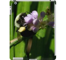 Bumble at Work iPad Case/Skin