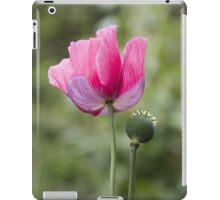 Pink Poppy  iPad Case/Skin