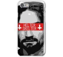 Charles Manson - Helter Skelter iPhone Case/Skin