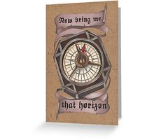 Now Bring Me That Horizon Greeting Card
