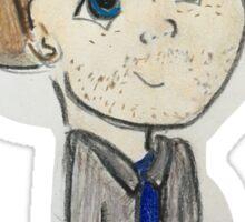 Cartoon Trent Harmon  Sticker