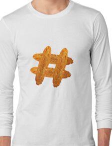 Hash(brown)tag Long Sleeve T-Shirt