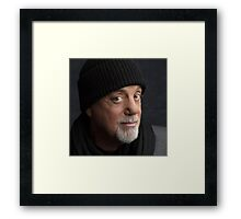 BILLY JOEL - special cover Close Up HQ. Framed Print