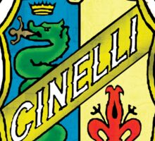 Cinelli VINTAGE BICYCLES Sticker