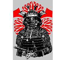 The Bushi Trooper Photographic Print