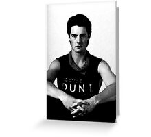 Kyle McLachlan - Dune Greeting Card