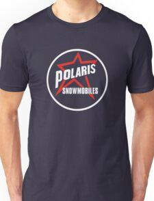 Polaris Vintage Snowmobiles USA Unisex T-Shirt