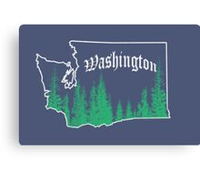 Washington  Canvas Print