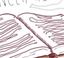 team collection- Spencer Reid Sticker