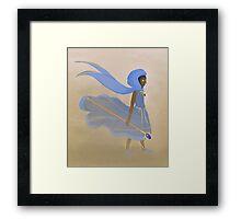 Magical Girl Challenge Day 2 Framed Print
