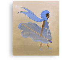 Magical Girl Challenge Day 2 Canvas Print