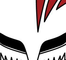 Bleach - Ichigo Hollow Mask Sticker