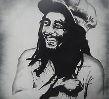 Marley by artbynewton