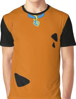 SCOOBY DOO BODY Graphic T-Shirt
