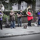 Jazzin' in the Street by Malik Jayawardena