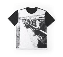 Cows in Addis Graphic T-Shirt
