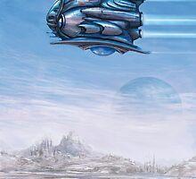 Bubbleship by Tom Godfrey