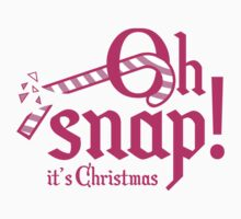 Oh Snap! It's Christmas by DesignFactoryD