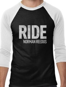 ride norman  Men's Baseball ¾ T-Shirt