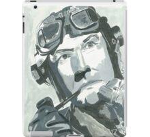 Kenneth Moore as Douglas Bader 2 iPad Case/Skin