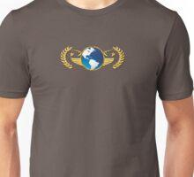 Global Elite CSGO Rank Emblem Unisex T-Shirt
