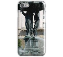 Bartholdi Fountain - Washington D C iPhone Case/Skin