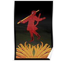 sun wukong the monkey king at the edge of creation Poster