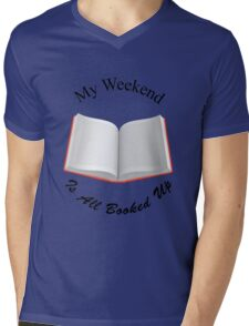 Sorry all booked up Mens V-Neck T-Shirt