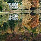 Loch Reflection by Robert Dettman
