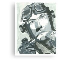 Kenneth Moore as Douglas Bader 2 Canvas Print