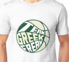 Greek Freak Type Unisex T-Shirt