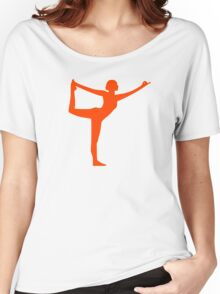 Yoga sports Women's Relaxed Fit T-Shirt