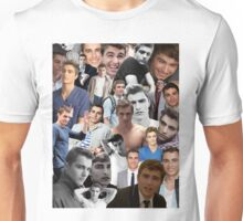 Dave Franco Collage Unisex T-Shirt