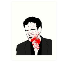 Tarantino - Shadow 3 Art Print