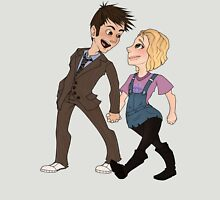 The Doctor and his Rose Unisex T-Shirt
