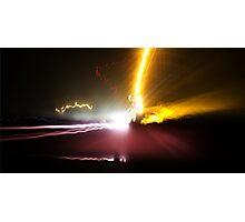 Traveling Light Photographic Print