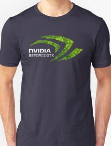 NVIDIA GEFORCE GTX Unisex T-Shirt