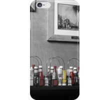 Ketchup and Mustard Bottles iPhone Case/Skin