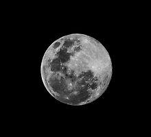 Super moon by wildrider58