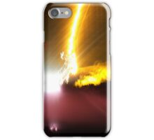 Traveling Light iPhone Case/Skin
