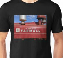 Vintage Farmall Tractor Detail Unisex T-Shirt