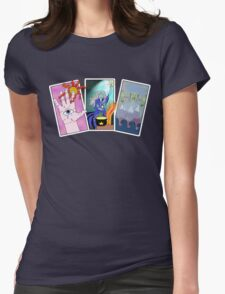 Choose A Path Womens Fitted T-Shirt