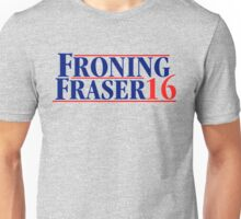 Froning | Fraser '16 Unisex T-Shirt