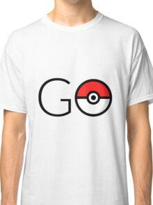 Pokemon Go Shirts and Mugs Classic T-Shirt