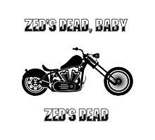 Zeds Dead Baby, Zeds Dead Photographic Print