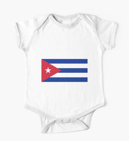 Cuba One Piece - Short Sleeve