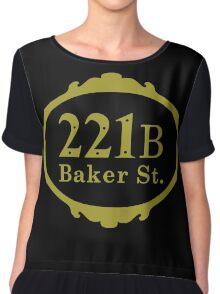221B Baker Street copy Chiffon Top